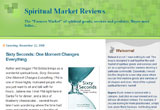 Spiritual Market Reviews